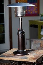 fire sense propane patio heater amazon com fire sense 60 hammer tone table top patio heater