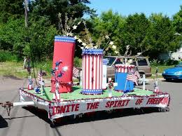 Fourth Of July Door Decorations 4th Of July Float Ideas Church Deco Ideas Pinterest Holidays