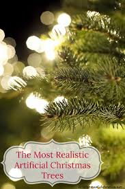 the most realistic artificial tree