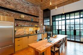 Kitchen Design Seattle 50 Trendy And Timeless Kitchens With Beautiful Brick Walls