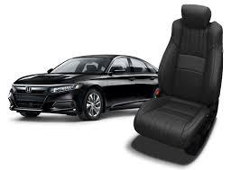 honda accord honda accord leather seats interiors seat covers katzkin