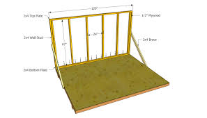 shed plans 12x16 with porch wall must see