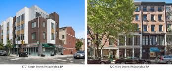 RRA Sells 2 MixedUse Properties in Center City Philadelphia