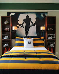 Youth Football Bedroom 246 Best Football Rooms Images On Pinterest Football Rooms Boy