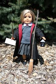 arts and crafts for your american doll harry potter for your