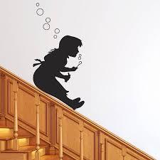 banksy bubble girl wall sticker by ta dah wall art banksy bubble girl wall sticker