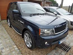 luxury range rover land rover range rover sport 3 0 tdv6 hse luxury dynamic pack 5dr