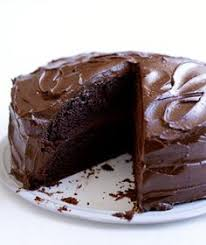 best ever chocolate u0026 nutella layer cake
