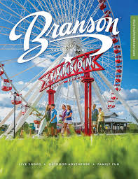 2017 branson vacation guide by branson convention and visitors