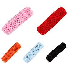 crochet bands 1pc crochet band for kids hairbands hair accessories crochet