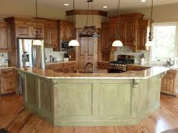 kitchen endearing open kitchen plans with island bar ideas open