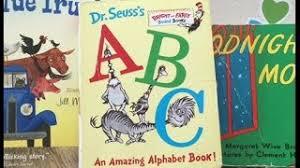 De Seuss Abc Read Aloud Alphabeth Book For Dr Seuss S Abc By Bapse