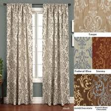 Blackout Curtains 108 Inches 108 Inches Paisley Curtains U0026 Drapes Shop The Best Deals For