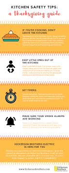kitchen safety tips a thanksgiving guide hickerson brothers