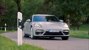 porsche panamera turbo 2017 silver video driving 2017 porsche panamera turbo caricos com