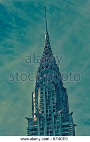 usa new york chrysler building architect william van alen
