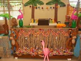 caribbean decorations 8 impressive diy tiki party decorations braesd
