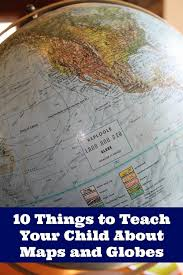 globe and maps worksheet your child about maps and globes make understanding and