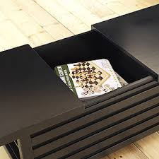 Open Coffee Table Coffee Table Cbell Designs Llc