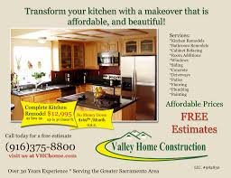 Sac Craigslists by Vhc Craigslist Posting 02 Valley Home Construction Sacramento