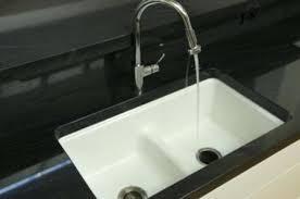 ceramic undermount kitchen sinks villeroy and boch cisterna 60c ceramic undermount kitchen sink
