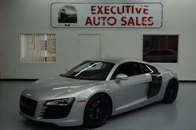 audi r8 2009 for sale 2009 audi r8 quattro awd 2dr coupe 6a in fresno ca executive