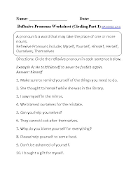 10 best reflexive pronoun images on pinterest daily routines