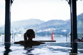 wellness destination lake como fitness on toast