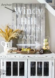 decorating 101 vignette styling bless u0027er house