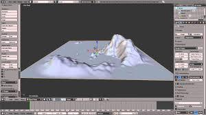 tutorial blender terrain beginning blender 2 60 tutorial 7 making a terrain with ant
