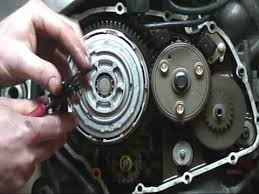 clutch replacement vfr400 youtube