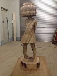 wood sculpture artists wooden sculptures by japanese artist vuing