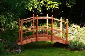 Backyard Bridge Picking The Perfect Backyard Bridges Backyard Landscape Design