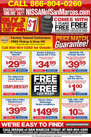 nissan canada service coupons coupons for marcos pizza