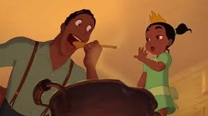 Princess And The Frog Tiana Makes Gumbo Youtube Princess And The Frog Princess