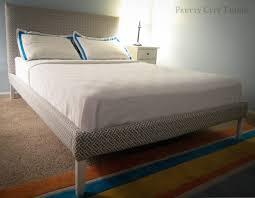 furniture chic bedroom furniture design of white malm bed frame