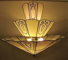 Art Deco Ceiling Lamp Fresh Art Deco Ceiling Light Fixtures 39 With Additional 52 Inch