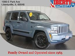 jeep liberty arctic for sale 2012 jeep liberty sport in libertyville il chicago jeep liberty