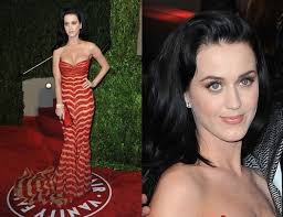 Vanity Fair Katy Perry Katy Perry In Zuhair Murad At U0027vanity Fair U0027 Oscars Party Katy
