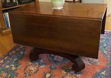 Antique Drop Leaf Table Antique Drop Leaf Table Ebay