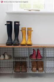 Ideas For Shoe Storage In Entryway Best 25 Outdoor Shoe Storage Ideas On Pinterest Diy Shoe