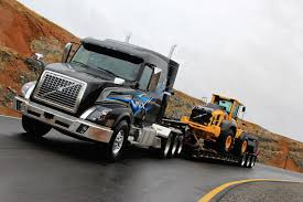 volvo haul trucks for sale now offers its vnx 630 heavy hauler in a tridem axle model