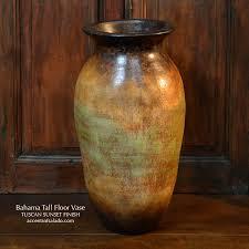 bahama floor vase