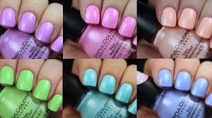 sinful colors pastel neon mattes getbright live application