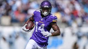 stefon thanksgiving stefon diggs of minnesota vikings unlikely to face detroit lions