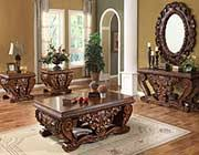Traditional Coffee Table Bt 086 Traditional Coffee Table In Cherry Finish Classic