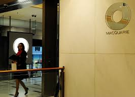 Investment Banking League Tables Macquarie Bank Heads The Investment Bank Fee League Tables For