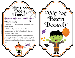 what is halloween booing u2013 all seasons cottage