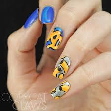copycat claws 40 great nail art ideas food