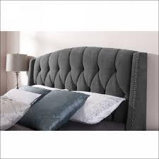 bedroom marvelous faux leather headboard fabric tufted headboard